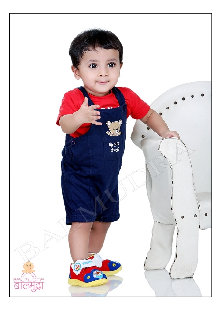 Portrait of cute adorable little indian baby boy in Balmudra studio Pune.jpg