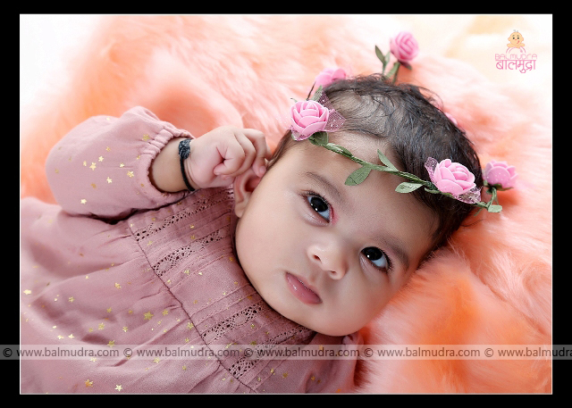 Indian Baby Photo Shoot