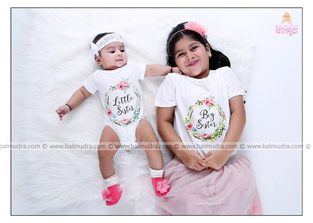 Two Cute Girls Photo Shoot by , Shrikrishna Paranjpe , Balmudra Studio - Pune - 9822284771 - www.balmudra.com
