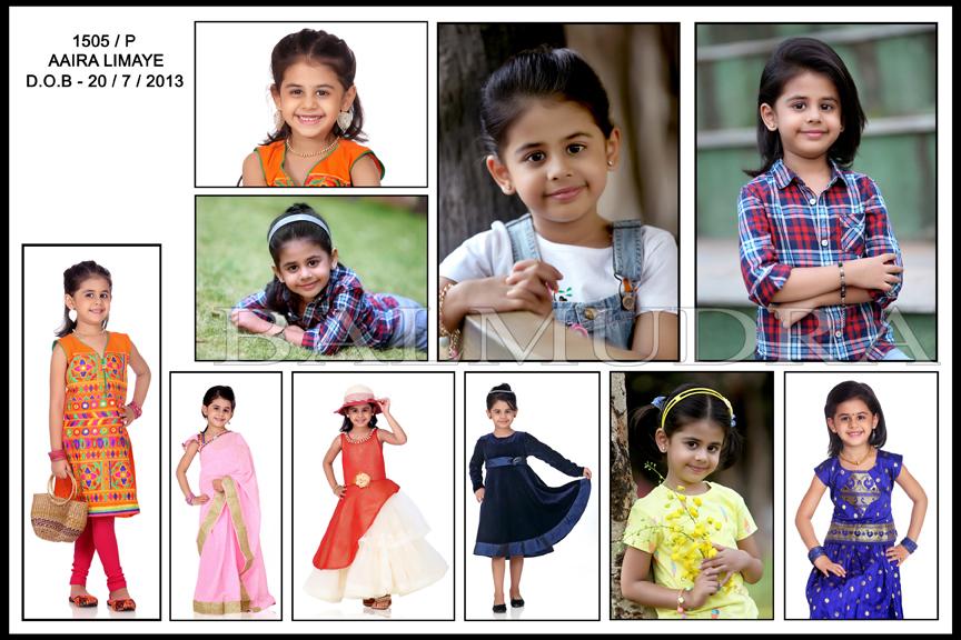 Aaira Limaye Portfolio - Balmudra Studio - Shrikrishna Paranjpe