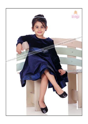 Beautiful and Confident Baby Girl Model from Balmudra Studio Pune.jpg
