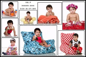 Creative Infant Photography